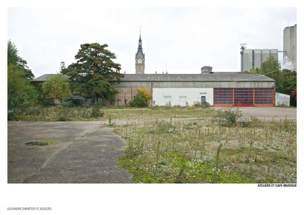 Coop Garages Etat Existant 1024x724 - Réhabilitation de la COOP, un antidote au projet urbain ?