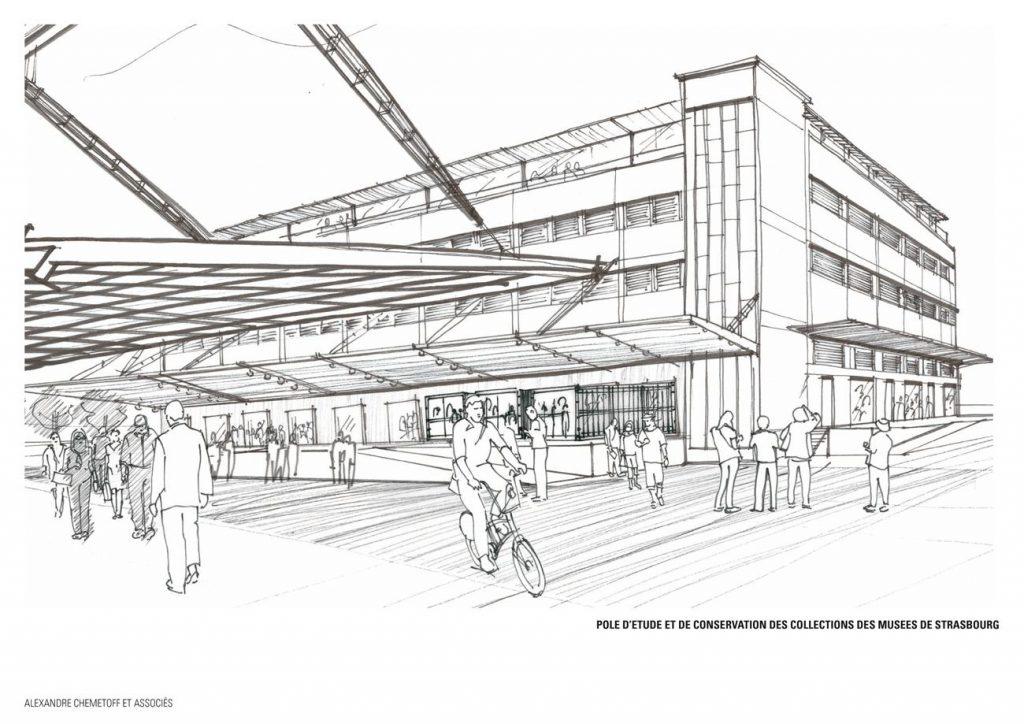 Coop Union Social Projete 1024x724 - Réhabilitation de la COOP, un antidote au projet urbain ?