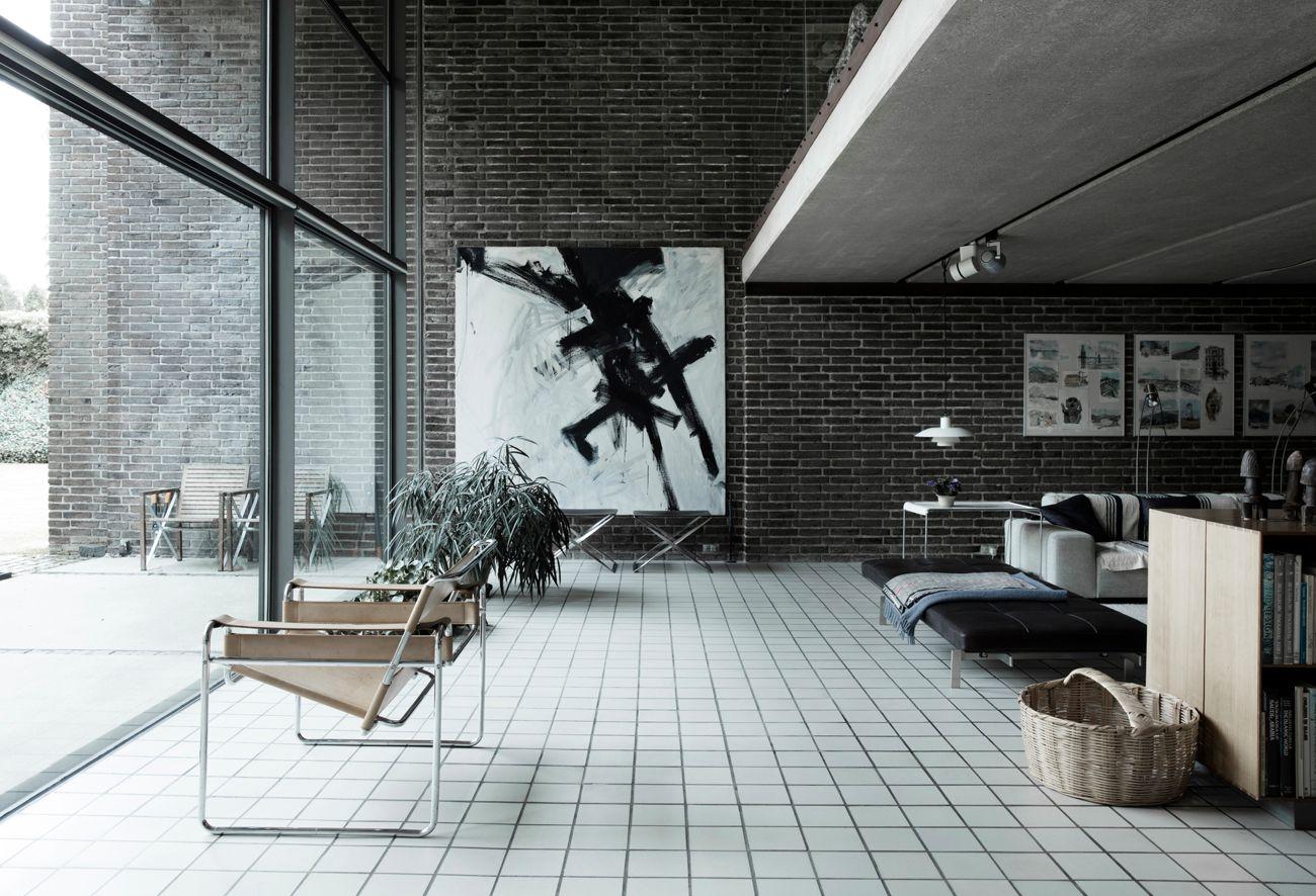 knud holscher design au quotidien la maison du danemark archicree cr ations et. Black Bedroom Furniture Sets. Home Design Ideas