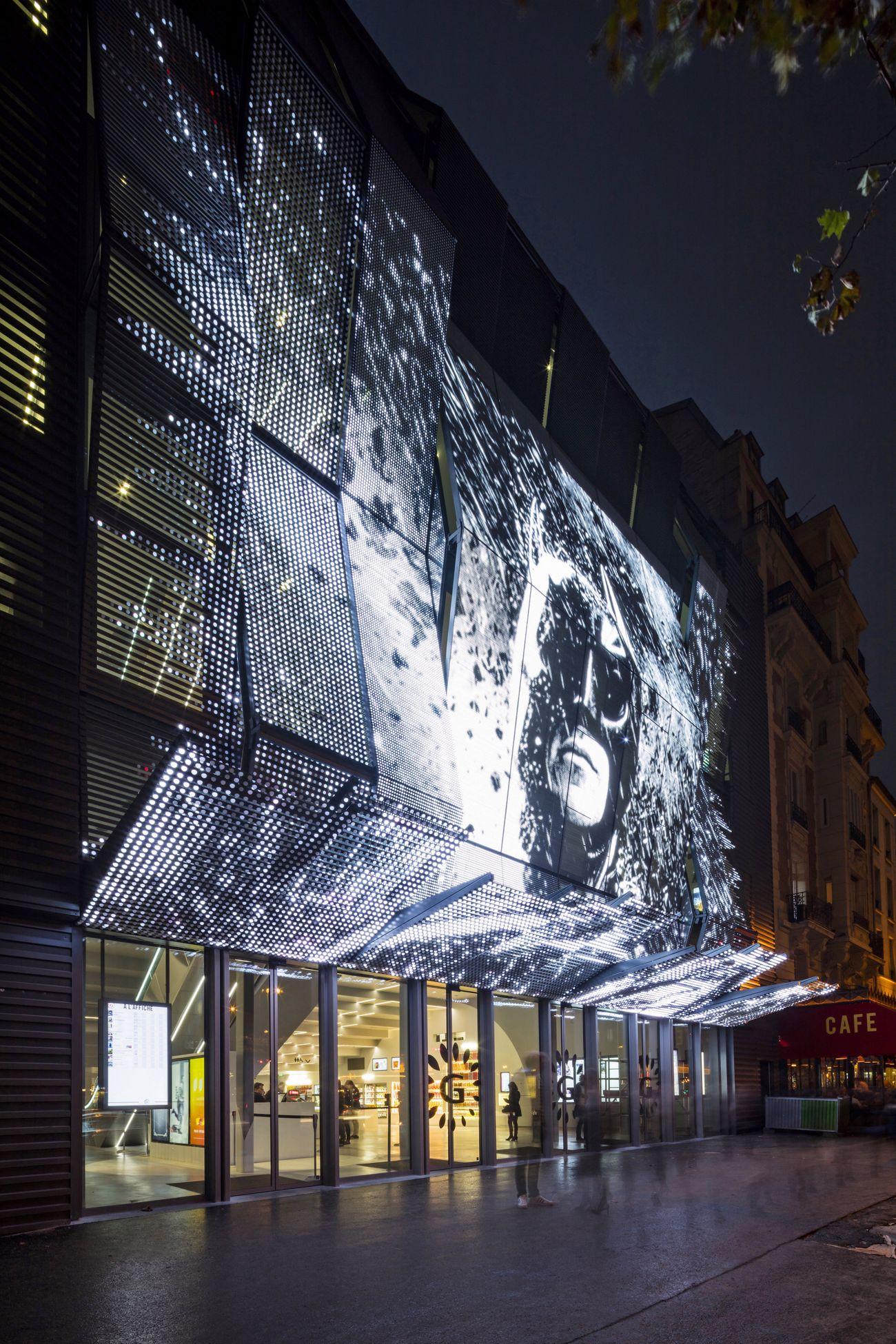 alesia Guillaume Guerin5 - Reconstruction du cinéma Alésia par Manuelle Gautrand