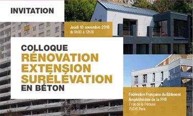 cimbeton - Rénovation, extension, surélévation en béton