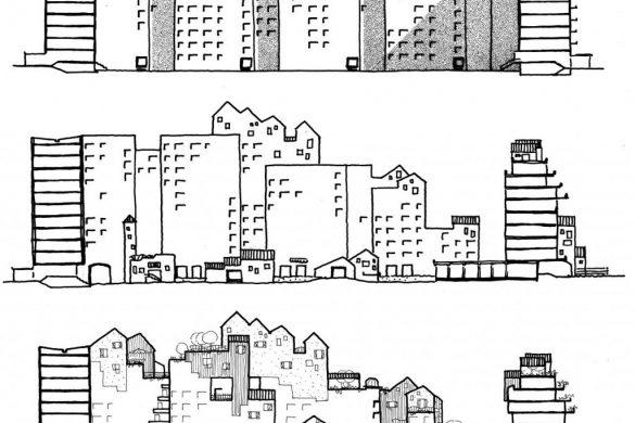 kroll 585x390 - Simone et Lucien Kroll : Tout est paysage, une architecture habitée