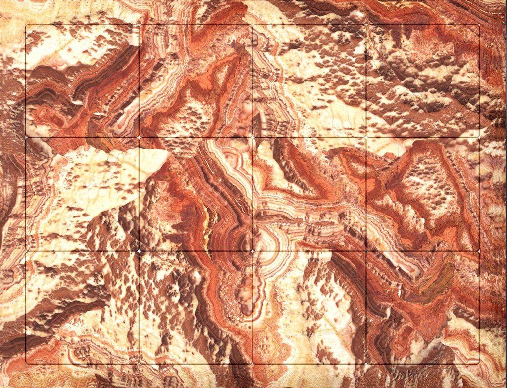 tapis en marbre 1024x785 - Jean Nouvel dans ses meubles