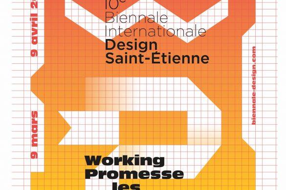 Affiche Biennale Design Saint Etienne 2017 585x390 - 10e édition de la biennale de design de Saint-Etienne