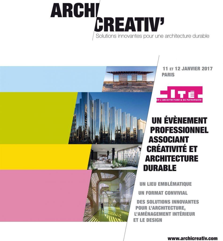 Archicreativ 949x1024 - ARCHICREATIV', créativité et architecture durable