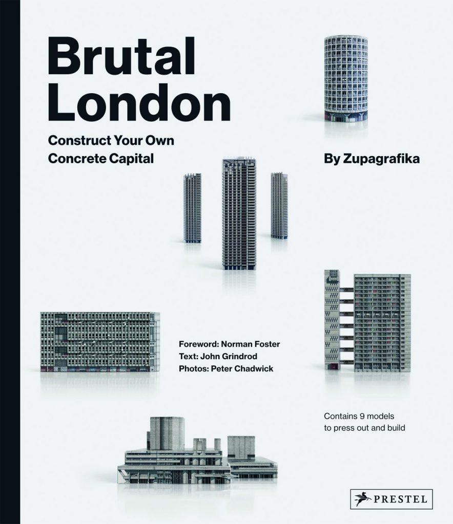 Brutal London 884x1024 - Livres : une liste pour Noël