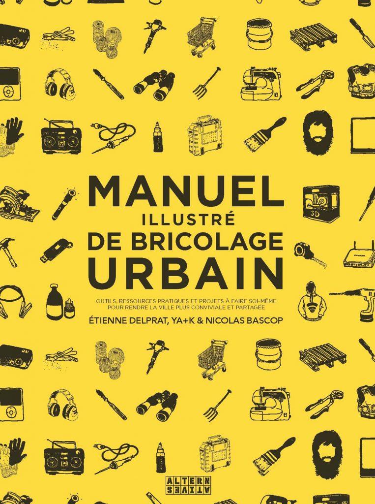 Manuel illustre bricolage urbain 763x1024 - Livres : une liste pour Noël