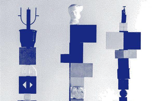 colonne blue 585x390 - 30 architectes à l'Arsenal