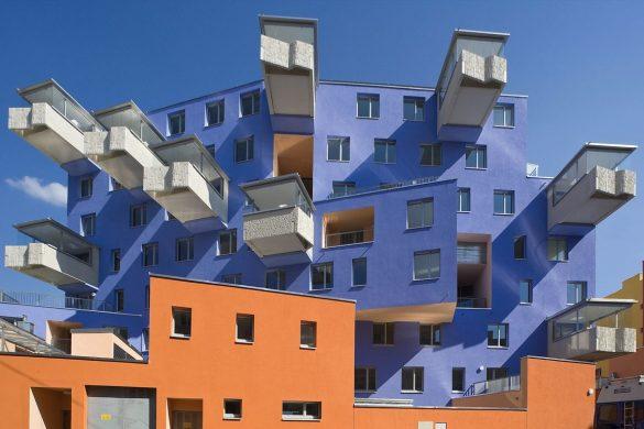 schock Wien 585x390 - ARCHICREATIV', créativité et architecture durable