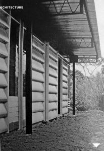 jean prouve 206x300 - L'utopie de l'habitat plastique des années 1960/70