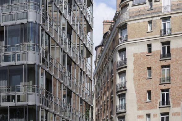 logements sociaux soler ricciotti auteuil paris 16 05 585x390 - Soler et Ricciotti : le nouveau Haussmannien ?