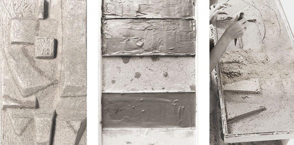 trophee beton Guilia MAZZA sand casting 1024x507 - Trophée béton : nouvelles sensualités