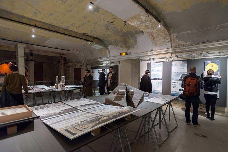trophee beton maison de larchitecture Laurent Thion 2 - Les 10 nominés du Trophée Béton exposés