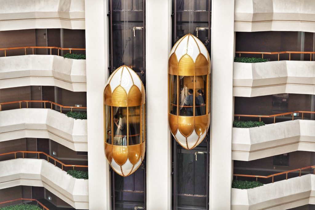 Les ascenseurs au défi du mieux vivre demain