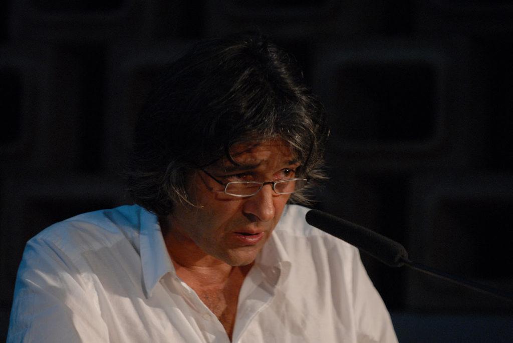 L'architecte Rudy Ricciotti