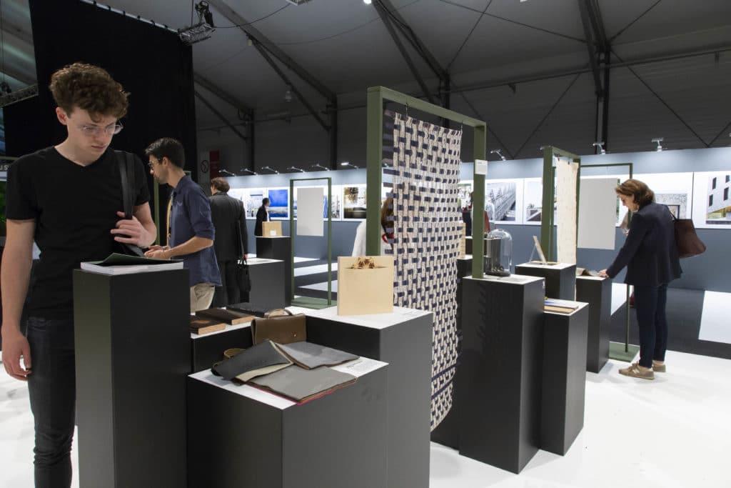 Le salon Architect@Work Paris est l'occasion de découvrir de nouveaux matériaux innovants
