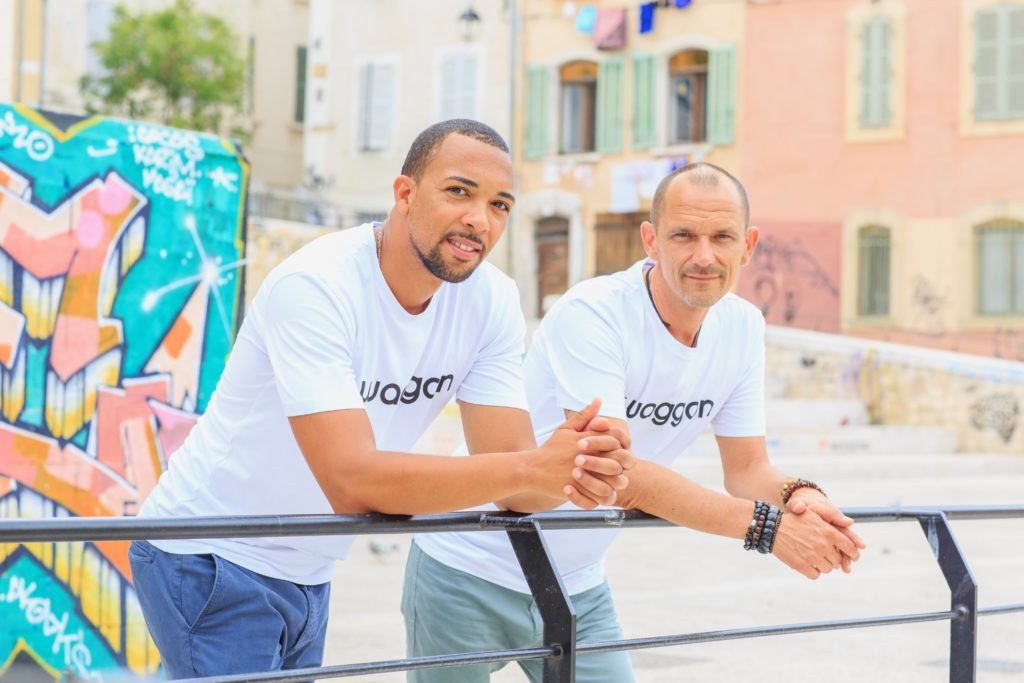 Edson Pereira et Cédrick Gombaut ont lancé une plateforme dédiée aux faiseurs, qui ont les compétences désirées pour livrer des projets bien réalisés © Jeremy Battista