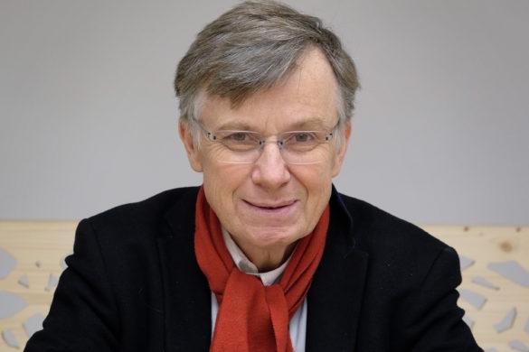 Le pape François a nommé l'architecte français Jean-Marie Duthilleul membre ordinaire de l'Académie pontificale des Beaux-arts et des Lettres