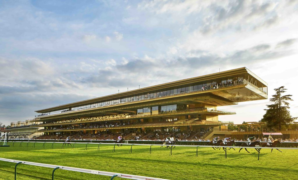 Hippodrome Paris Longchamp - Dominique Perrault Architecte