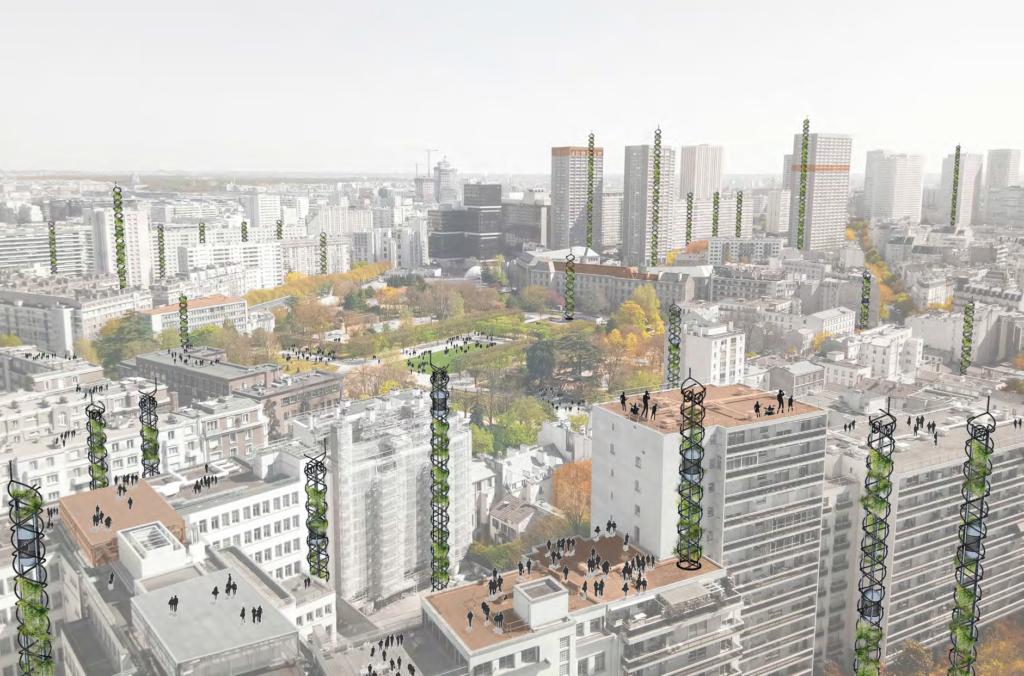 Mention Amélioration de la biodiversité en ville  : ADN2