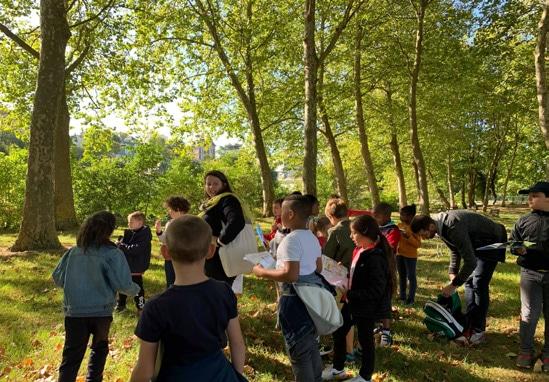 Pour la CAUE du Calvados et Le Pavillon, il s'agit aussi d'accompagner et de sensibiliser les publics (grand public, jeune public, habitants, professionnels et élus) à ces thématiques.